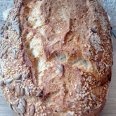 Nicoleta Badiu - Pain rustique with added seeds