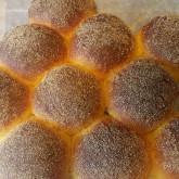 BenKooi fluffy pumpkin buns01