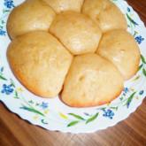 Bhavana -  Whole wheat Dinner rolls using poolish method