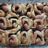 Brigid - Sticky cinnamon buns