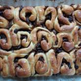 Brigid - Sticky cinnamon buns