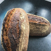 Hans van Splunter - whole wheat levain