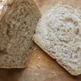 Hilary - Your baguette recipe, made into loaves