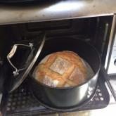 Roger Zander -Oaster Toaster Bread Spread based on San Francisco Sourdough