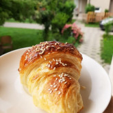 Blerina - favourite recipe! - I made croissants following your instructions!