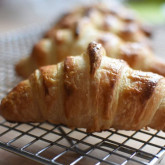 John Hagner - Croissants : I made croissants for the first time using your recipe during Social Isolation and it was great. I packaged them up and left them on friends' doorsteps all over town. Thanks for helping me brighten so many people's days.