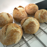 Lilian -  Sourdough Mini Boules (though not so mini!)