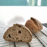 Lilian - Whole wheat levain bread