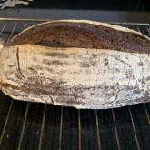 Patricia - Tarwe Volkoren Zuurdesembrood