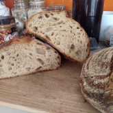 Paul - A nice big 10% wholegrain sourdough bread