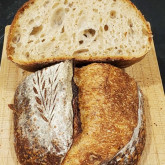 Victor S - Tartine style bread recipe