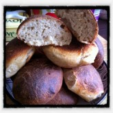 Laura Aarsen - No Knead Sourdough Rolls