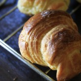 Wouter Groeneveld - Sourdough croissants from Daniel Leader\'s Local Breads