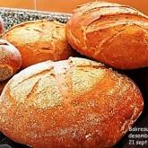 Irene kookt -  desembroden / sourdough bread (irenekookt.blogspot.nl)