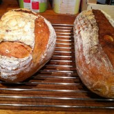 Raluca - Boule and batard made with the Weekend Bakery BB recipe