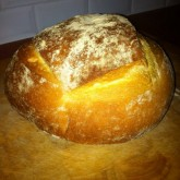 James van Holst - Pain Rustique & Crusty White Loaf