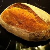 James van Holst- Pain Rustique & Crusty White Loaf