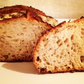 Raluca - Second attempt at Sourdough pain natural