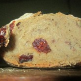Henrique Cipriano - Walnut & Cranberry Bread