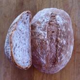 Jan - Chiang Rai - Thailand - \'Tartine\' style bread