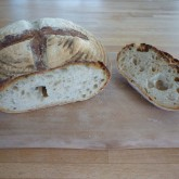 Lesley Broadbent - Sourdough Pain Naturel