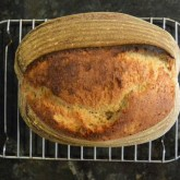 Yuval -  French Sourdough with Flax Seeds 75% H2O