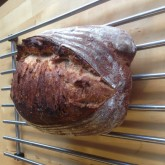 Michalis - Multi-Grain Pain de campagne, weekendbakery oval banneton with touch of caraway!