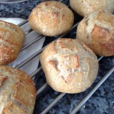 Henriette - First attempt Mini Boules