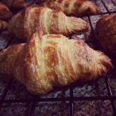 Jasmine Sheth -  French Croissants, first attempt!