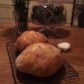Frederick - Sourdough boule, made from my first sourdough starter