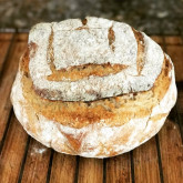 Stefano Ferro - Sourdough beer bread