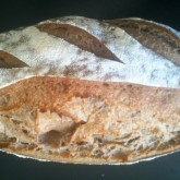 Henrique Cipriano- Rye and nuts bread