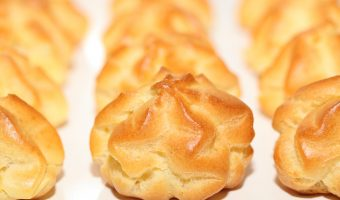 Our favorite choux pastry method