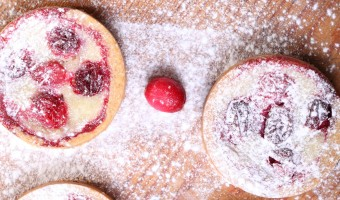 Holiday baking: Cranberry rondo's