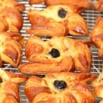 Pinwheels & pain aux raisins