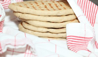 Favorite Flatbreads: My Version of Soft Polar Bread