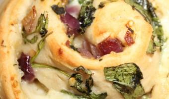 Our Recipe for Veggie Danish
