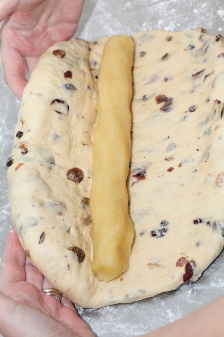 Our 'Perfect Christmas' Stollen – Weekend Bakery