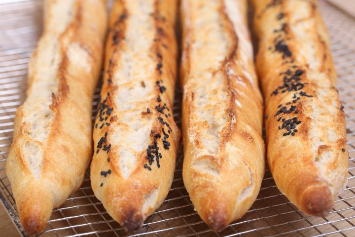 Ficelle with sourdough – Weekend Bakery